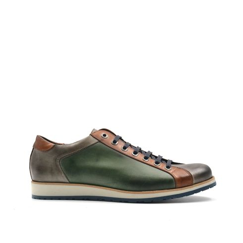 Nicola Benson scarpa uomo in pelle