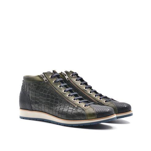 Nicola Benson scarpa casual uomo pelle