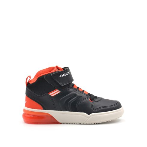 Geox J Grayjay B sneaker bimbo luci