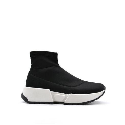 Sneaker a calza da donna Seniorah