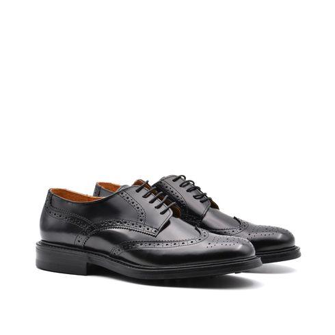 Nicola Benson scarpa derby uomo pelle