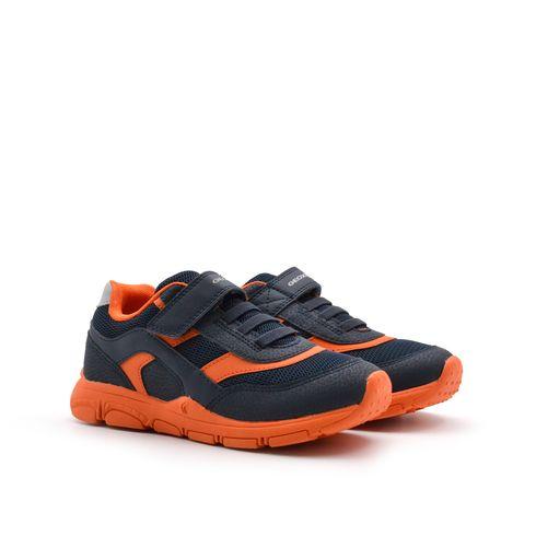 Sneaker da bimbo Geox J N Torque B