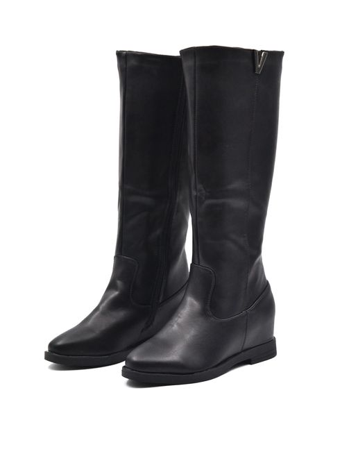 Malena stivale donna in similpelle